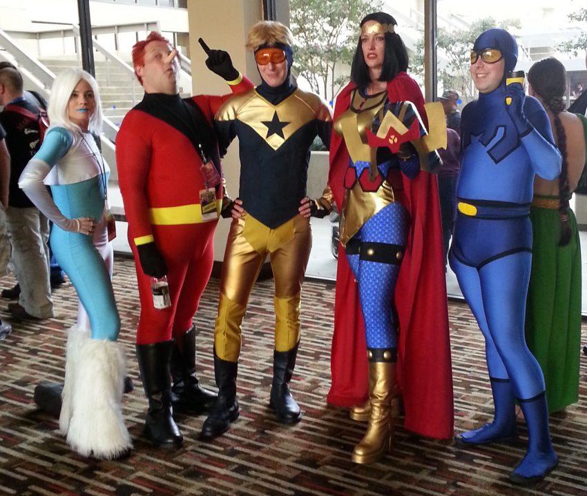 superhero cosplay costumes