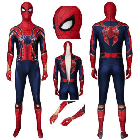 Iron Spider Cosplay Costume